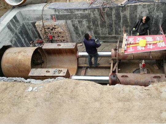 国内首例千伏电缆湖底非开挖穿越获成功